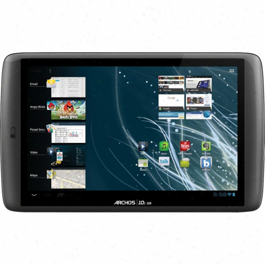 Archos 100 G9 Turbo 250gb 1&0quot; Capacitive Multitouch Scdeen Android Tablet