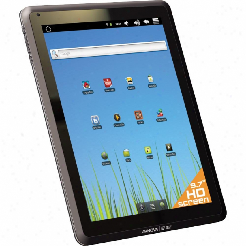 "Archos Arnova 9 G2 4gb 9.7"" Capacitive Multi-touch Android Tablet - 501915"