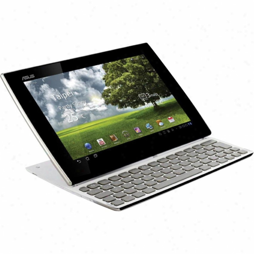 "Asus Eee Pda Slider Sl101 10.1"" Android Tabpet - Sl101-1-wh - Pure"