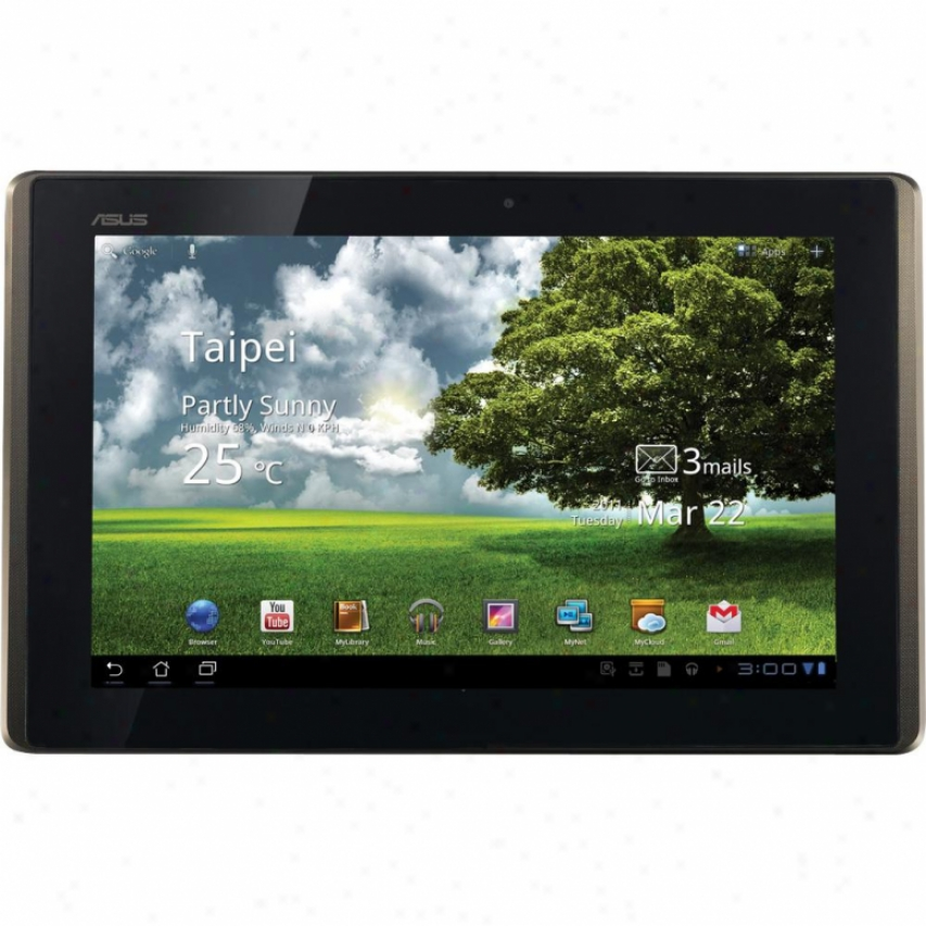 "Asus Eee Pad Transformer 10.1"" Capacitive Touch Android Tablet - Brown Tf101-a1"