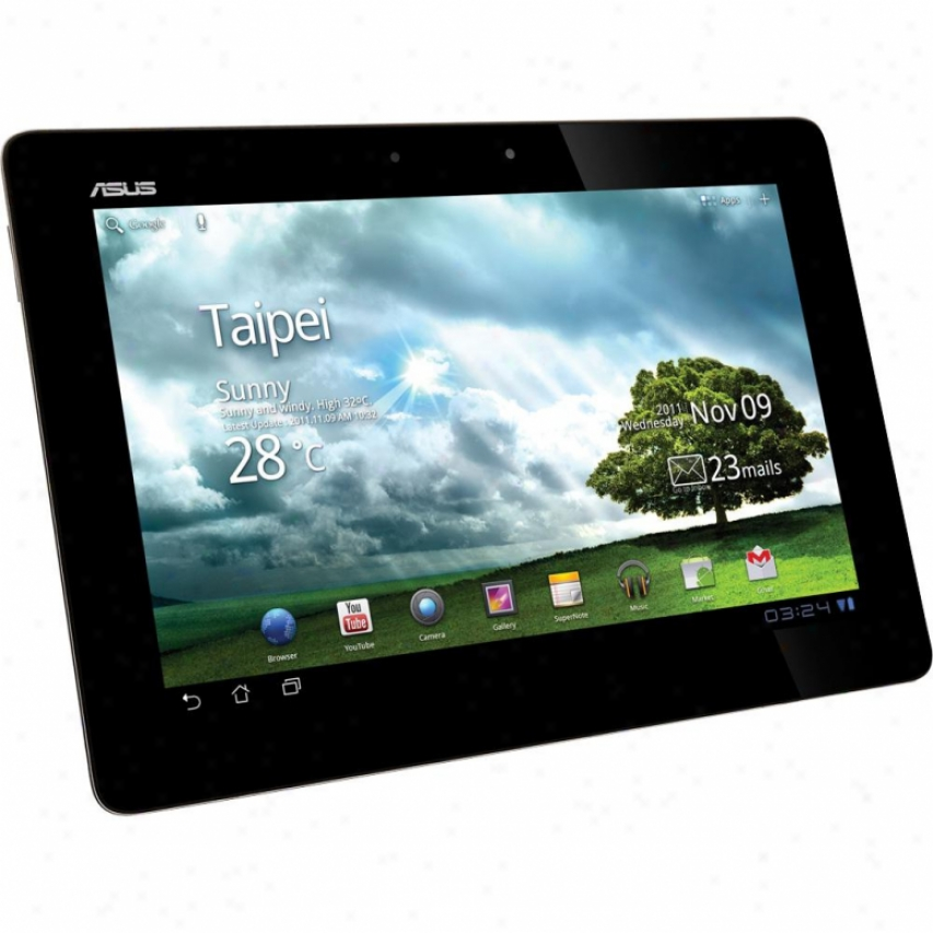 "Asus Eee Pad Transformer Prime 32gb 10.1"" Ips+ Touch Android Tablet - Champagne"