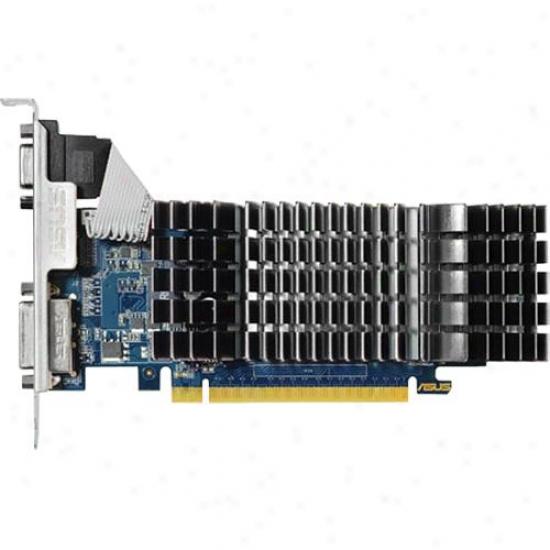 Asus Engt520 Sl/di/2gd3 Geforce Gt 520 2gb Ddr3 Pci Express 2.0 X16 Video Card