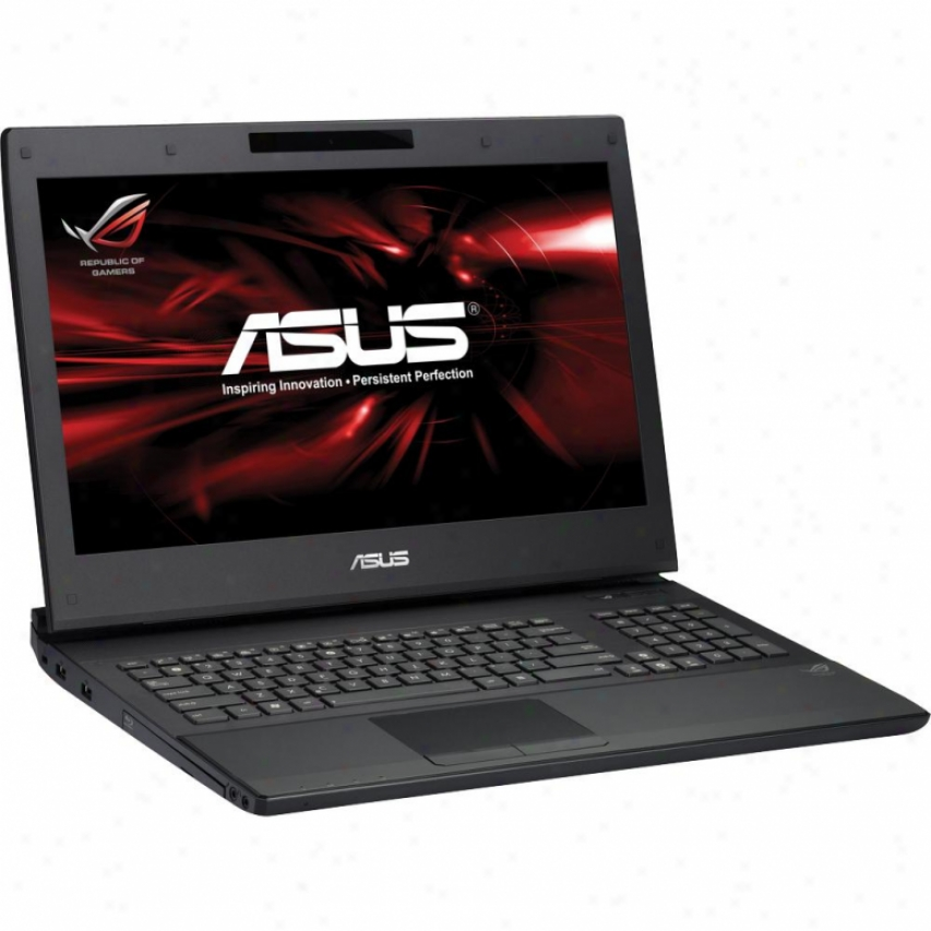 "Asus G74sx-dh71 Gaming 17.3"" Notebook Pc - Black"