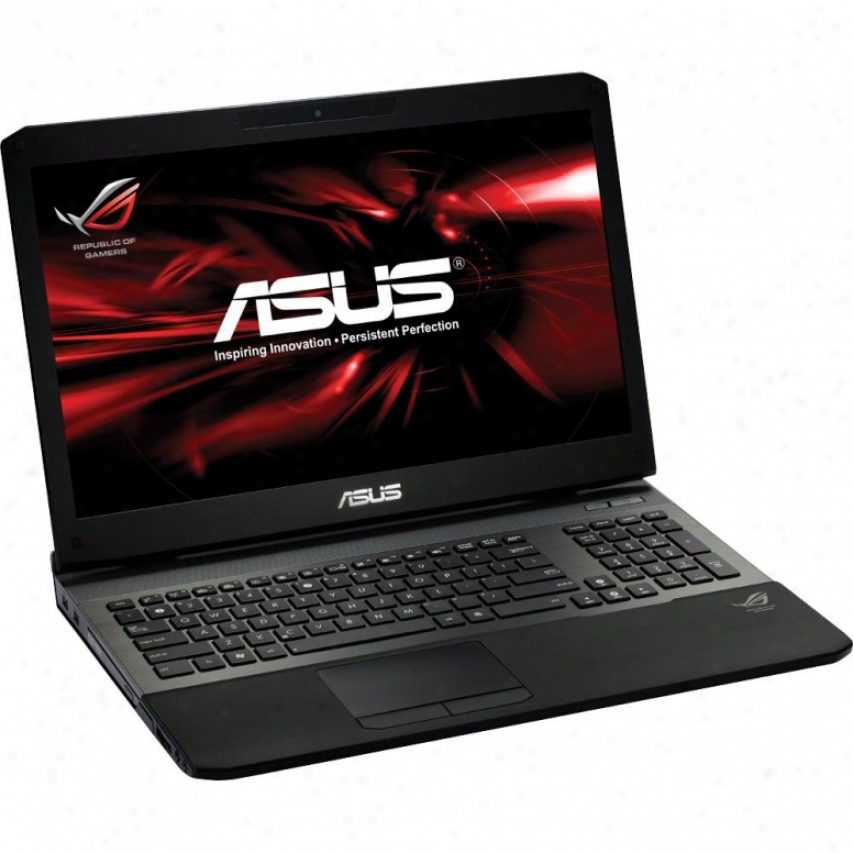 "Asus G75vw-ds733d 17.3"" 3d Gaming Notebook Pc - Black"