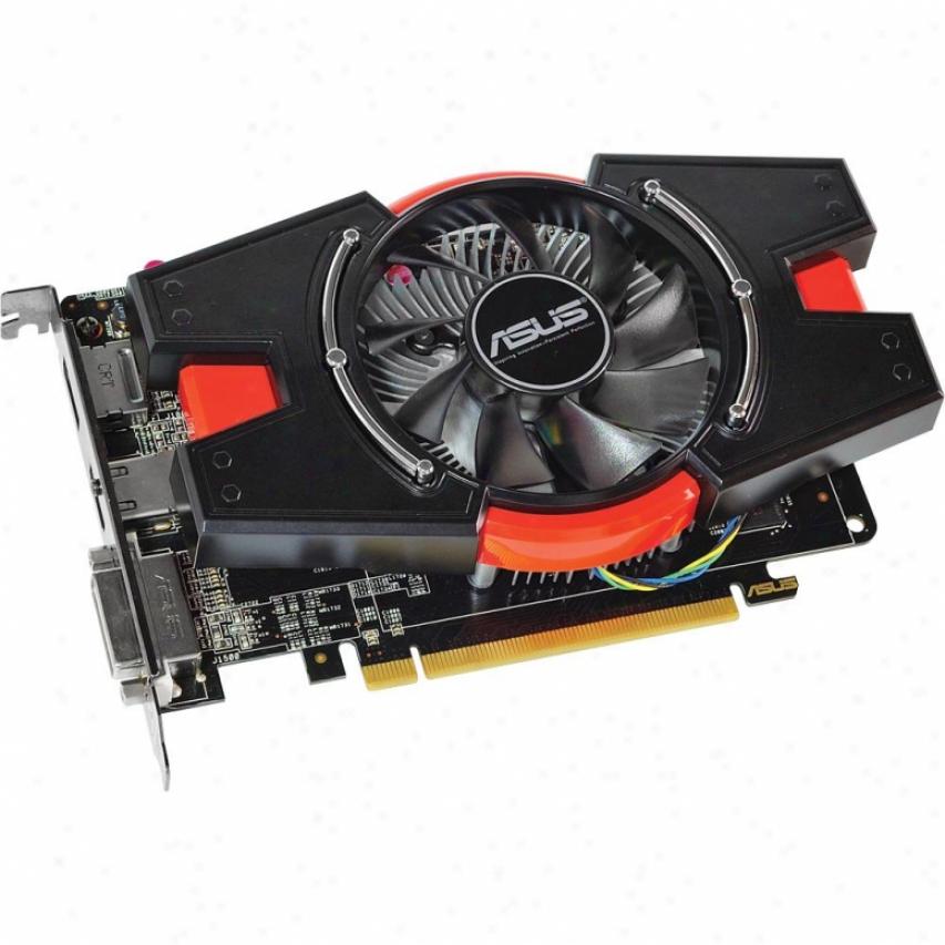 Asus Hd7750-1gd5 Radeon Hd 7750 1gb Gddr5 Pci Express 3.0 X16 Video Card