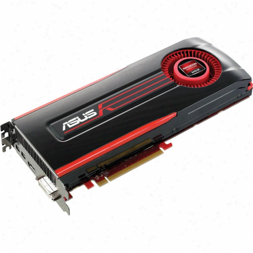 Asus Hd7970-dc2t-3gd5 Hd 7970 Directcu Ii 3gb Gddr5 Pci Express 3.0 Video Card