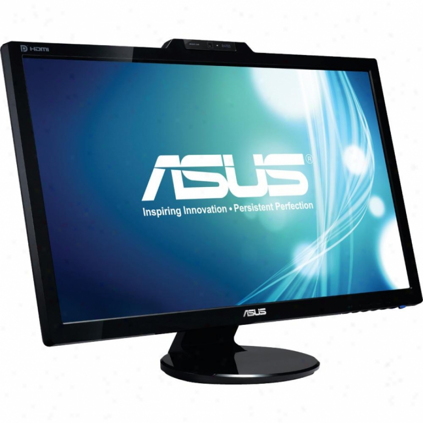 "Asus Led 27"" Monitor 1920x1080 Full Hd Webcam Hdmi Vk278q"