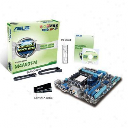 Asus M4a88t-m Motherboard