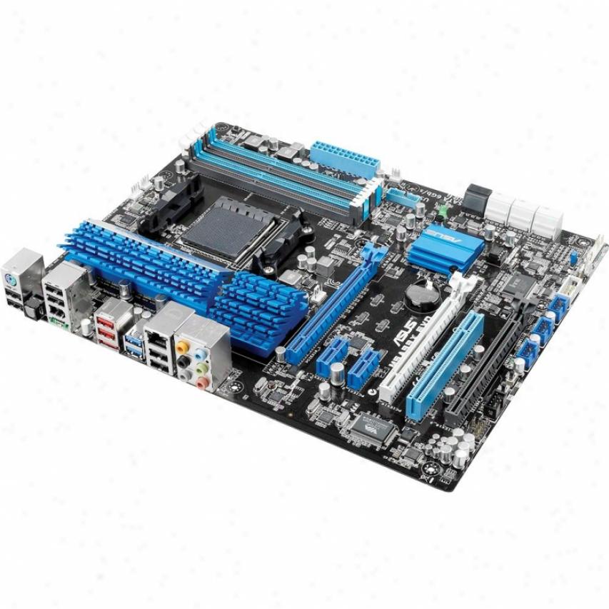 Asus M5a99x Evo Amd Am3+ Amd 990x Atx Amd Motherboard