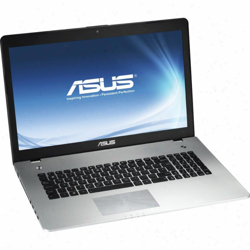 Asus N76vz-ds71 17.3&quot ;Notebook Pc - Black