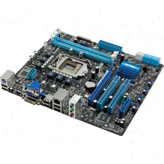 Asus P8h67-m Lx (rev 3.0) Lga 1155 Intel H67 Micro Atx Intel Motherboard