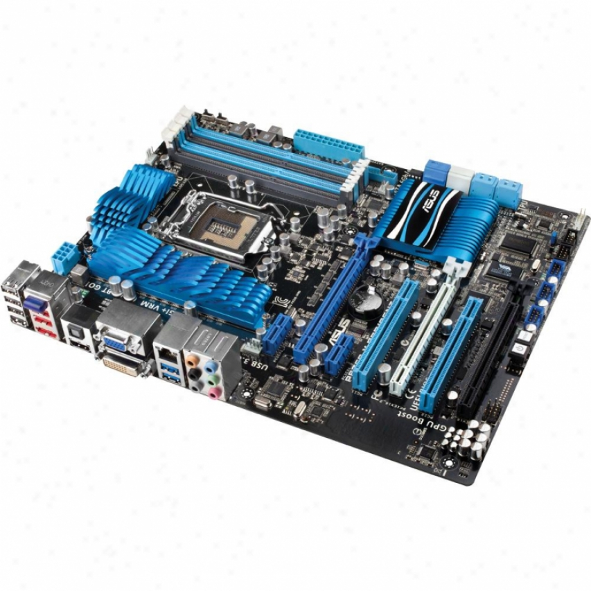 Asus P8z68-v Pro/gen3 Lga 1155 Intel Z68 Atx Desktop Motherboard