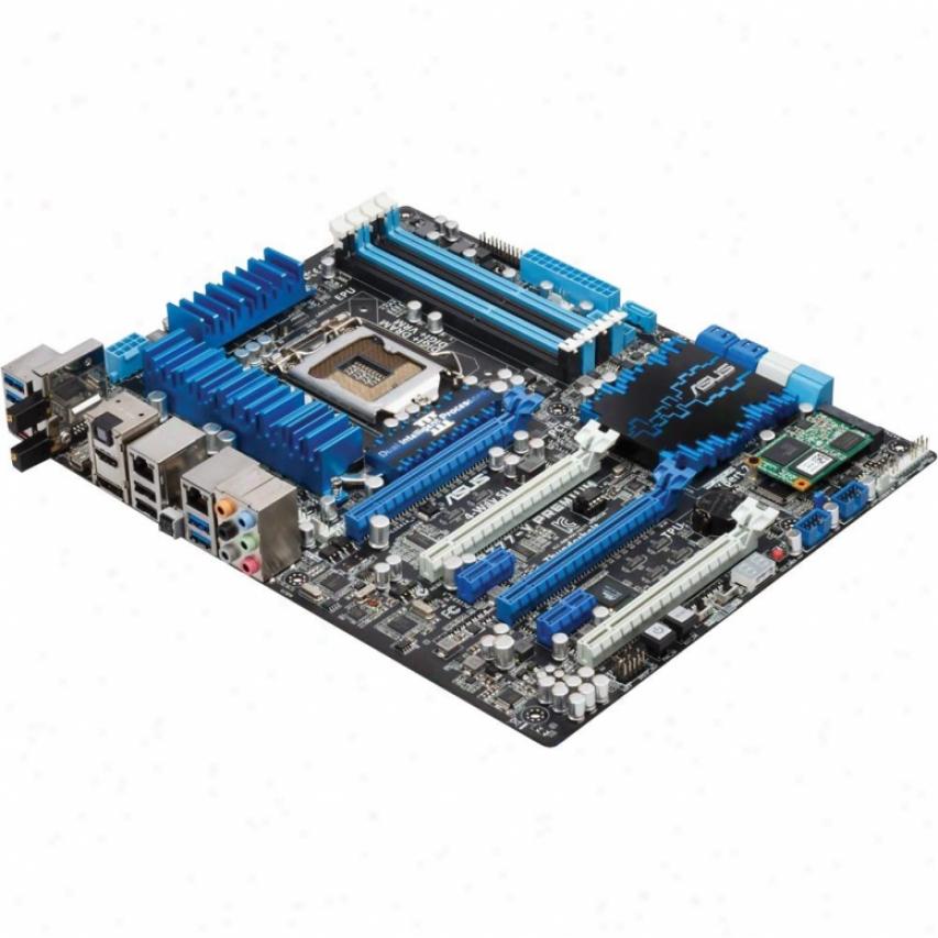 Asus P8z77-v Premium Lga 1155 Intel Z77 Intel Atx Motherboard