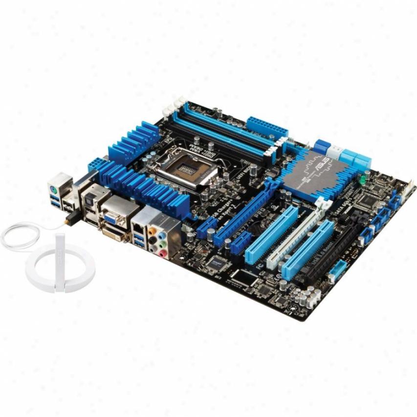 Asus P8z77-f Pro Lga 1155 Intel Z77 Intel Atx Motherboard