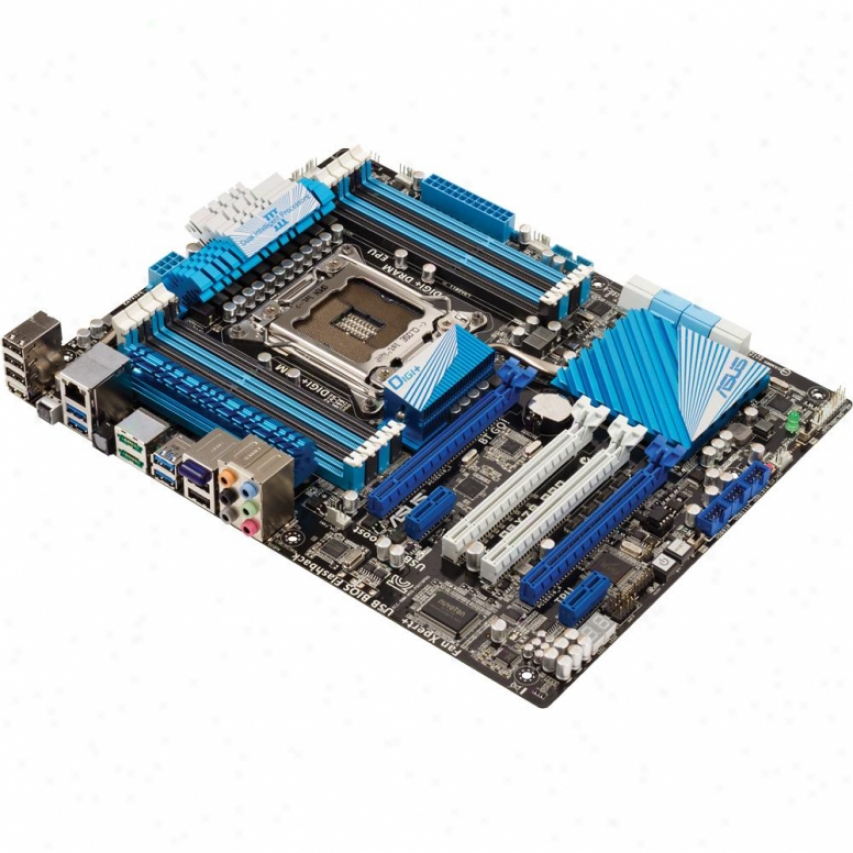 Asus P9x79 Pro Lga 2011 Intel X79 Atx Intel Motherboard