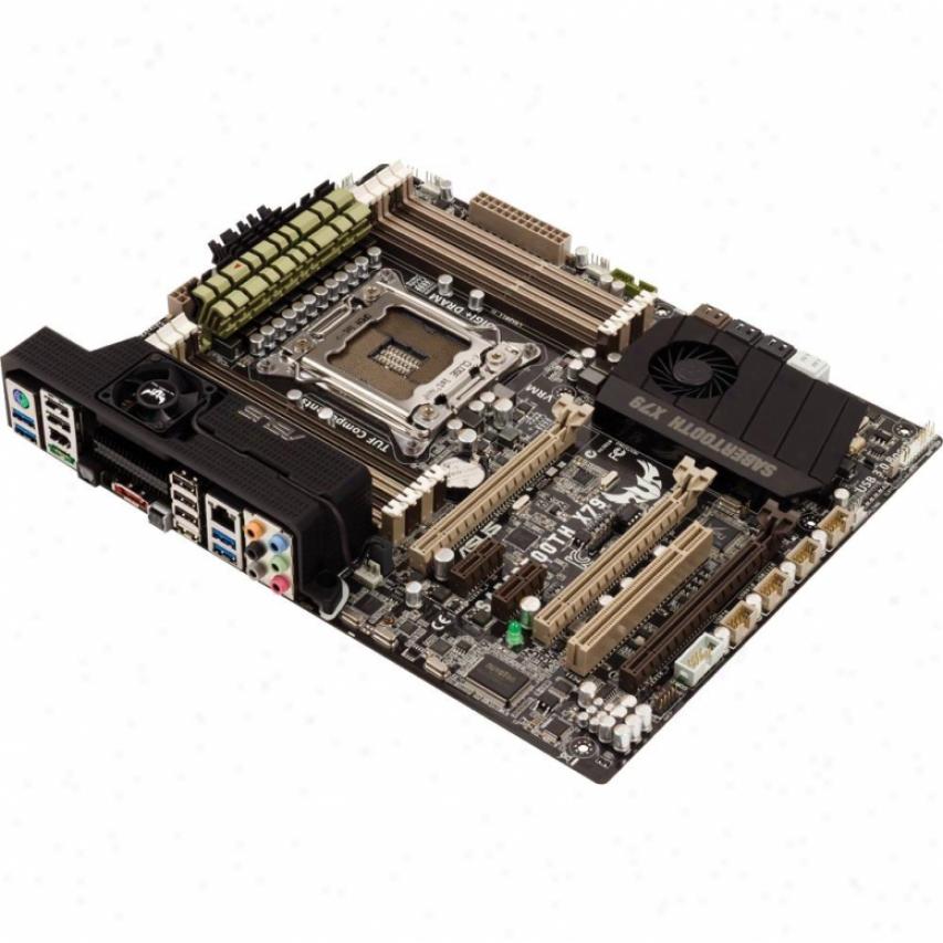 Asus Savertooth X79 Lga 2011 Intel X79 Atx Intel Motherboard