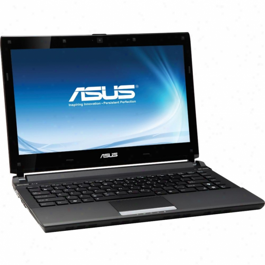 "Asus U36sd-dh51 U Series 13.3"" Notenook Pc - Black"