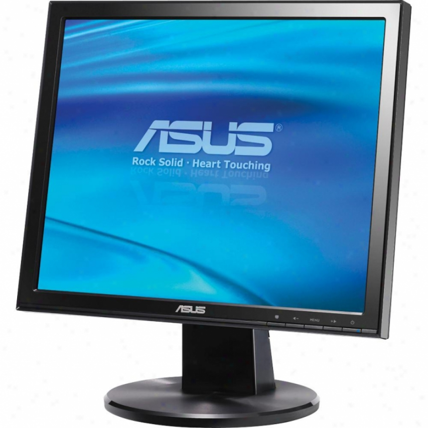 "Asus Vb175t 17""L cd Panel Black"