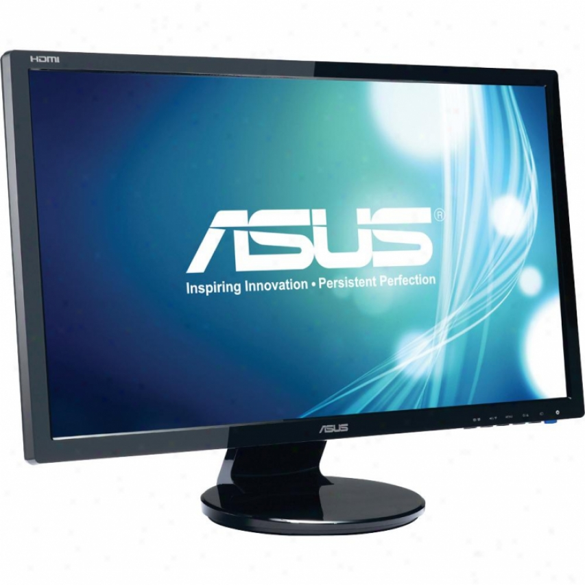 "Asus Ve248h 24"" Led Backlight Lcd Monitor"