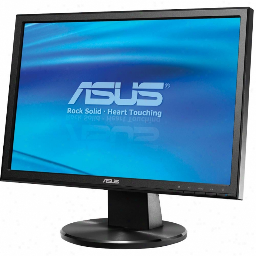 """Asus Vw199t-p 19"""" Widescreen Lcd Mo"""