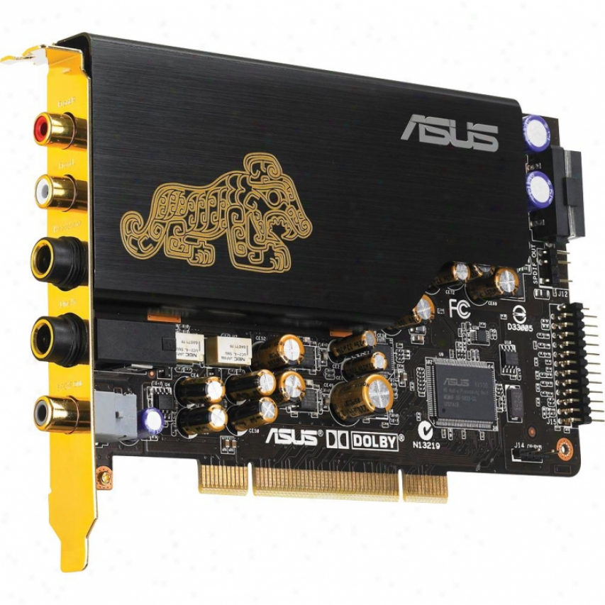 Asus Xonar Essence St Headphone 7.1-channel Audio Card For Audilphiles