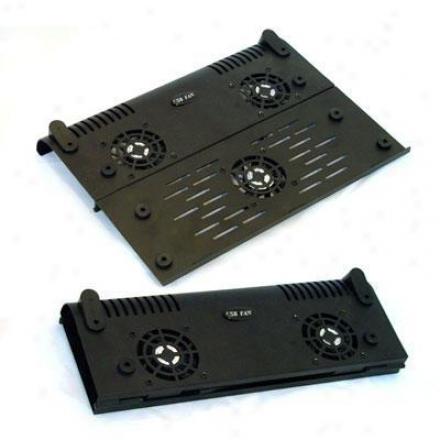 Athenatech Notebook Cooling Pad Black