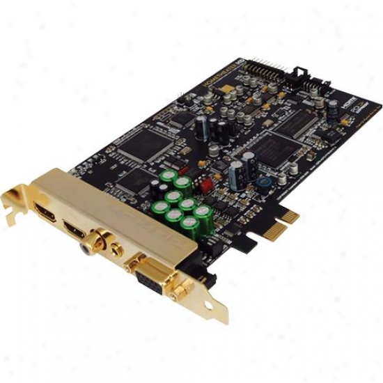 Auzentech Azt-xfhthd X-fi Hometheater Hd Sound Card