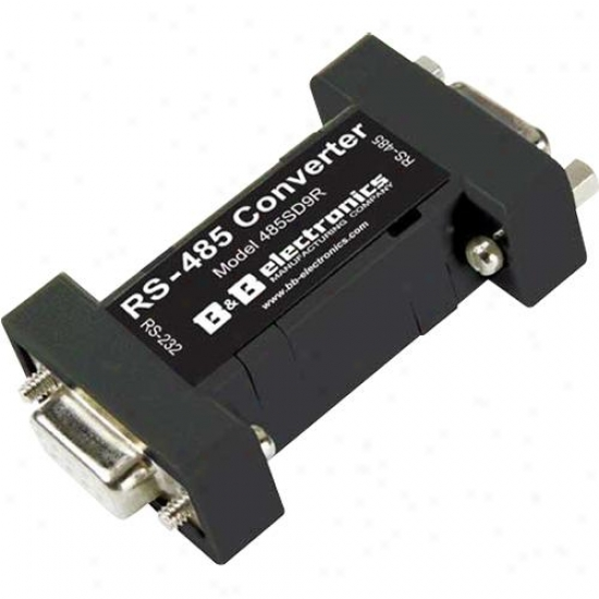 B And B Elect/quatech Rs-232 To Rss-485 Cpnverter