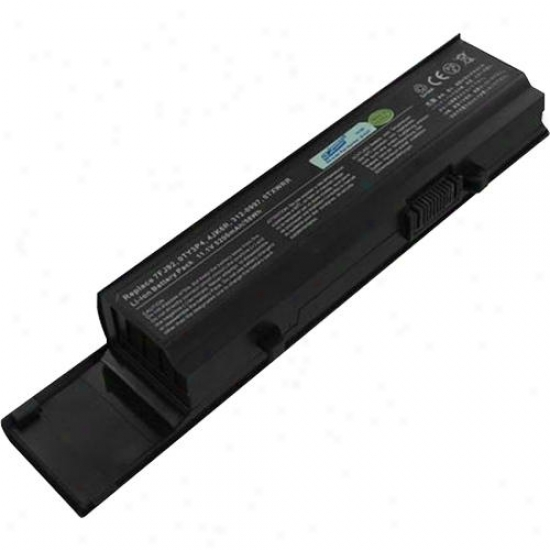 Battery Biz Dell Vostrl Laptop Battery