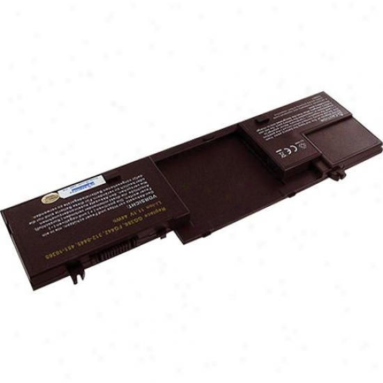 Battery Biz Ex Caplaptop Batt Dell Latd420