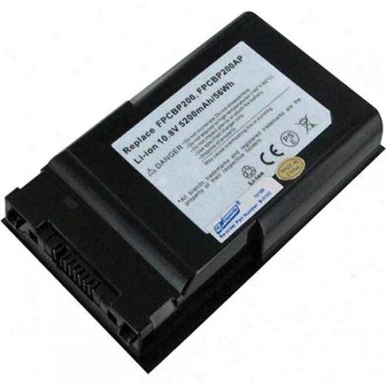 Battery Biz Fujitsu Lifebook Battery