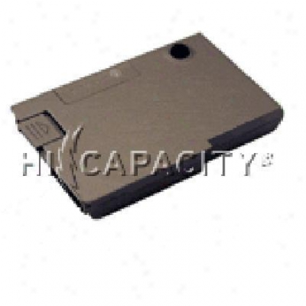 Battery Biz Hicapacity Laptop Battery Dell