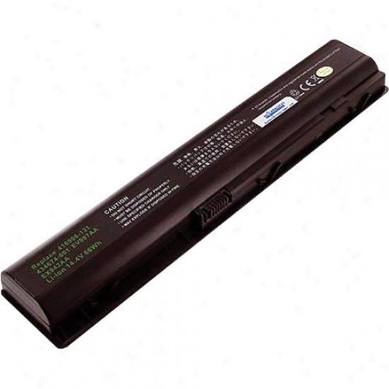 Battery Biz Laptop Batt Dv9000 Series