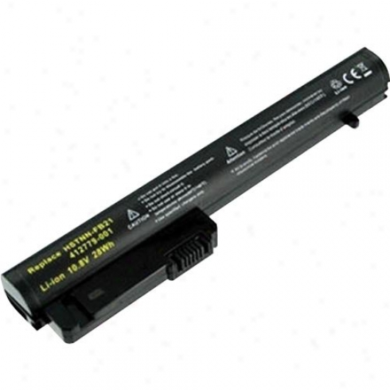 Battery Biz Laptop Batt For Hp Compaq