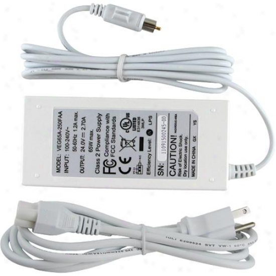 Battery Technologies 24v/65w Ac Adapter W/c115 Tip