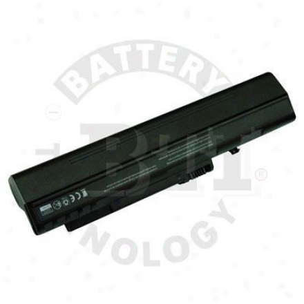 Battery Technologies Aspire One Battery Black