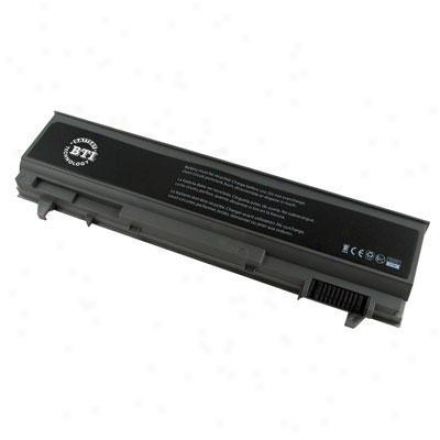 Battery Technologies Dell Latitude Battery Dl-e6400