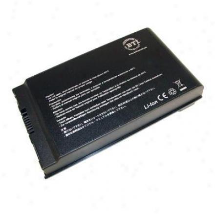 Battery Technologies Hp Nc4200 11.1v