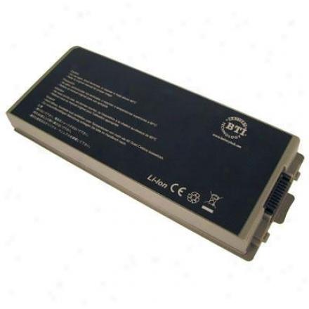 Battery Technologies Latitude D810; Precision M70