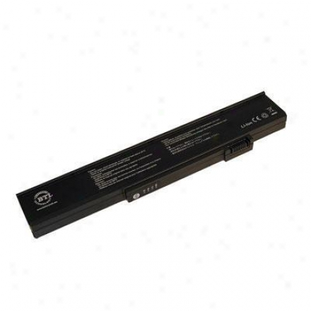 Batterg Technologies Liion14.8v 5000mah For Gateway
