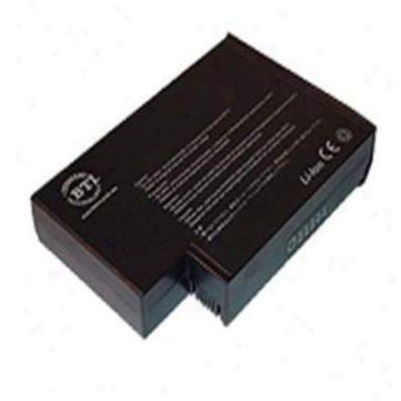 Batter Technologies Presario Lilon 14.8v Battery