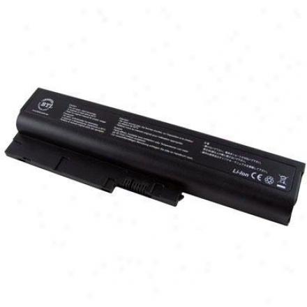 Battery Technologies Thinkpad Lilon 11.1v, 5000mah