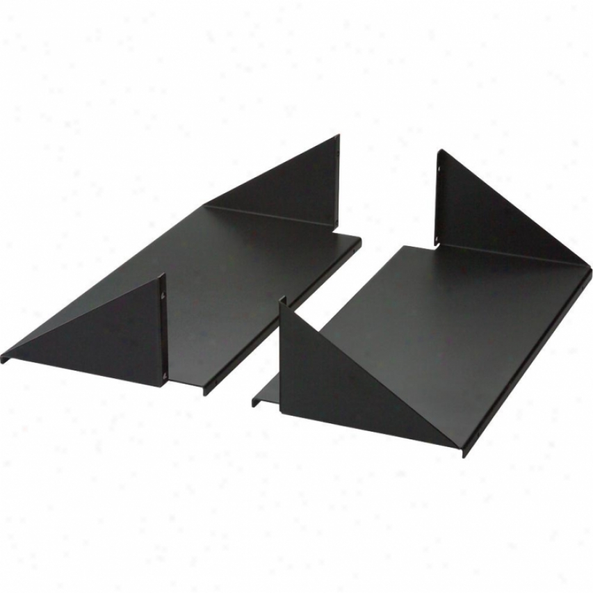 "Belkin 18"" Double-sided 2-post Shelf"