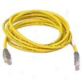 Belkin A3x126-3ylm 3-foot Cat 5e Utp Crossover Cable (yellow)
