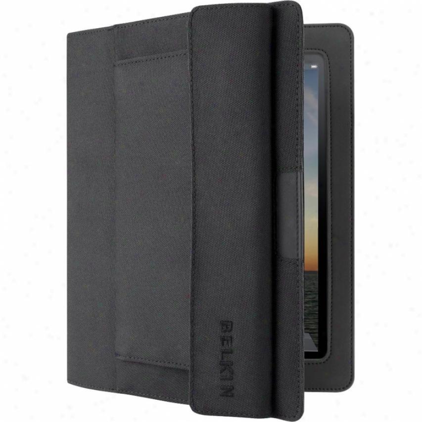 Belkin Access Folio Stand For Ipad 2 - Black - F8n610ttc01
