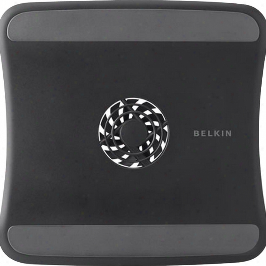 Belkin Cooling Pad For Laptop - Black - F5l055