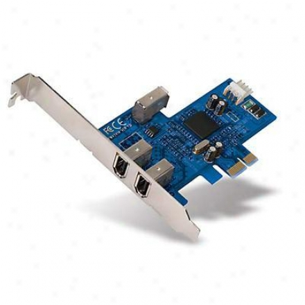 Belkin Firewire 3-port Pci Expr Card