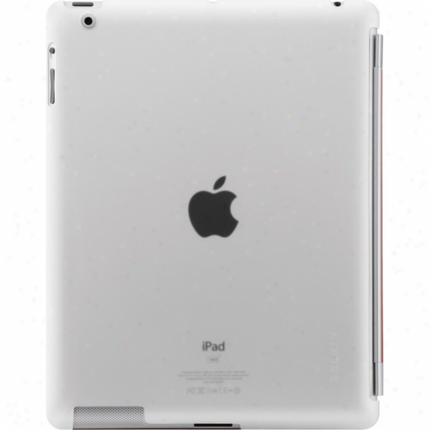 Belkin Snap Shield For Ipad 2 - Cllear Back Shelter - F8n631ebc01