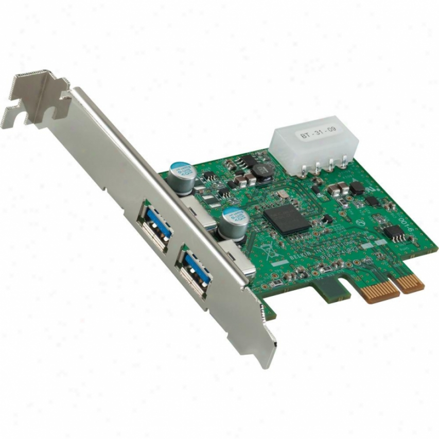 Belkin Superspeed Usb 3.0 Pcie Add-in Card