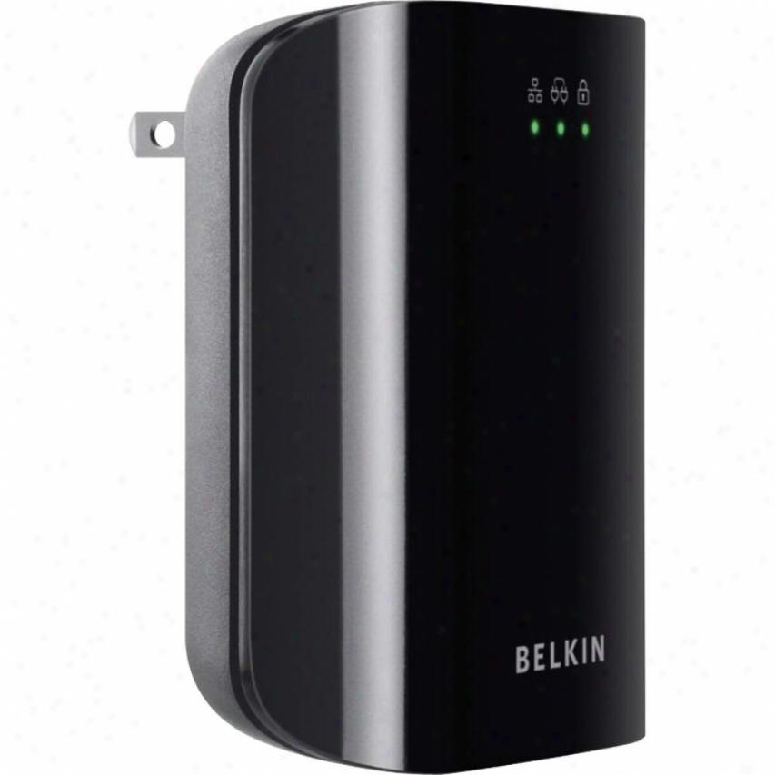 Belkin Videolink 3 Powerline Internet Adapter - F5d4081